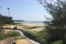 Meenkunnu Beach, Kannur, India