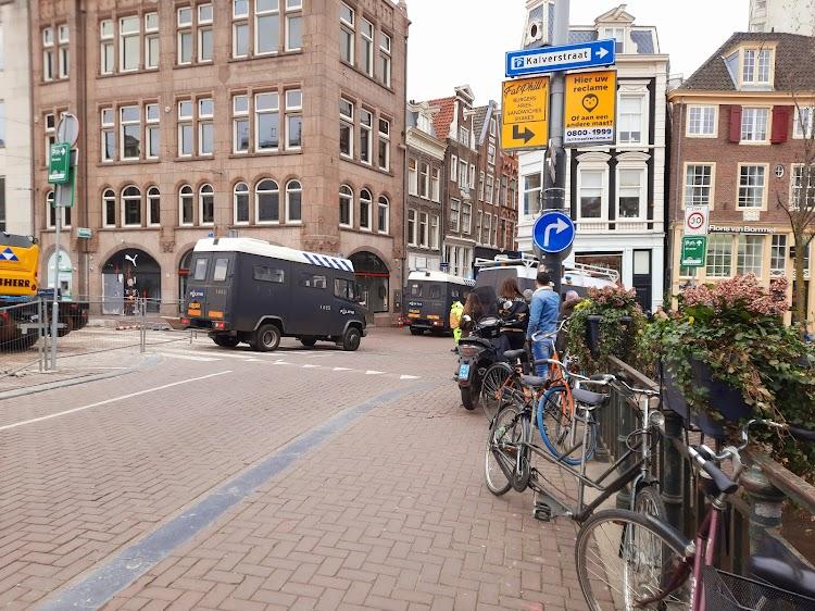 ParkBee Kalverstraat Amsterdam