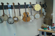 American Banjo Museum, Oklahoma City, United States