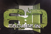 Escape in 60, Cleveland, United States