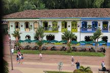 Parque del Cafe, Montenegro, Colombia