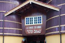 La Torre do Vinho Vo Luiz, Nova Trento, Brazil