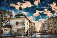 Church of St. Wojciech, Krakow, Poland