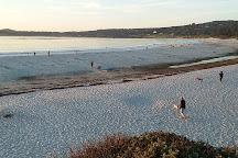 Carmel Beach Boardwalk, Carmel, United States