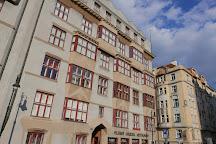 Cubist House, Prague, Czech Republic