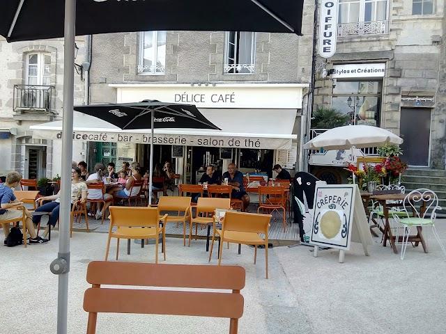 Delice Cafe Vannes