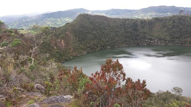Laguna del Cacique Guatavita