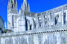 Saint Corentin Cathedral, Quimper, France
