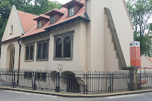Pinkas Synagogue Pinkasova synagoga, Prague, Czech Republic