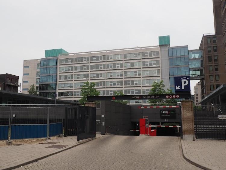 Q-Park Weesperplein Amsterdam