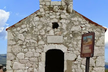 Church on San Marino Island, Novi Vinodolski, Croatia