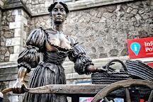 Molly Malone Statue, Dublin, Ireland