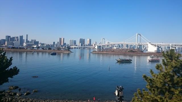Odaiba Tokyo bay Japan