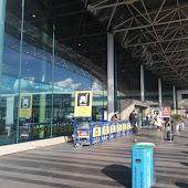 Автобусная станция   Rome Fiumicino Airport Bus Station