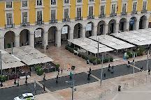Arco Triunfal da Rua Augusta, Lisbon, Portugal