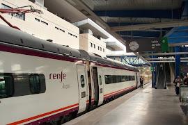 Железнодорожная станция   Camp de Tarragona