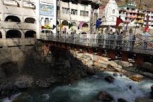 Hot Water Spring, Kullu, India