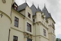 Andrassy Castle, Tiszadob, Hungary