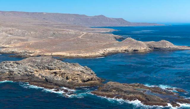 San Clemente Island Underwater Range