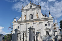 Corpus Christi Church in Nesvizh, Nesvizh, Belarus