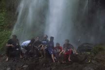 Jumog Waterfall, Solo, Indonesia