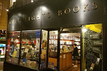 City Lights Booksellers, San Francisco, United States