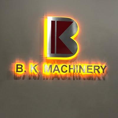 B.K. Machinery (M) Sdn Bhd