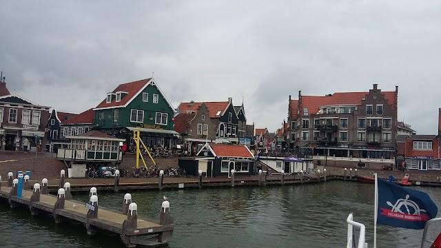 Volendam, Marinapark