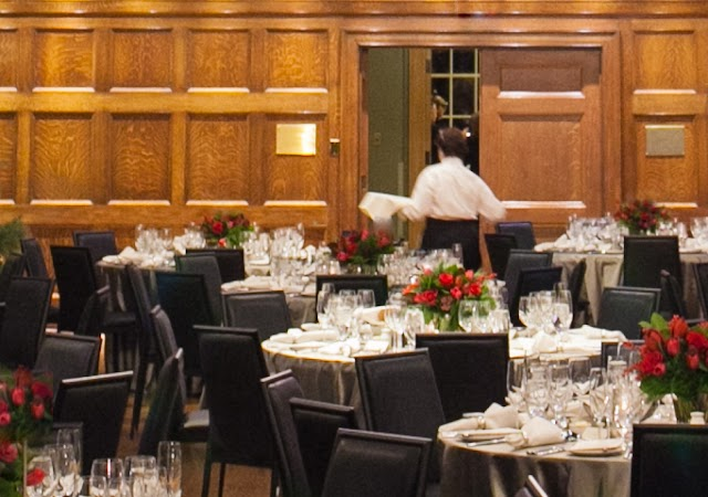 Law Society of Ontario - Osgoode Hall Restaurant