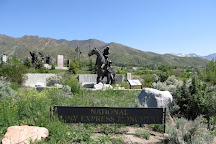 Pony Express National Historic Trail, Salt Lake City, United States