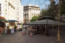 Slaveikov Square, Sofia, Bulgaria