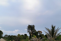 Kampung Meritam's Mud Volcanoes, Limbang, Malaysia
