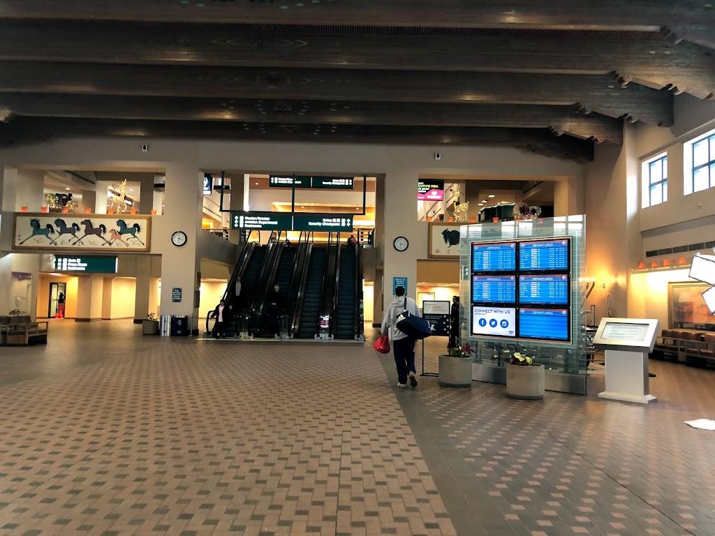 Albuquerque International Sunport Airport (ABQ) Guide