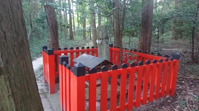 Toyo-Inari-Jinja Shrine