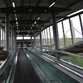 Станция  Düsseldorf Flughafen