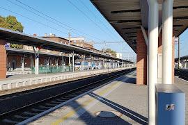 Железнодорожная станция  Olomouc Hlavni Nadrazi