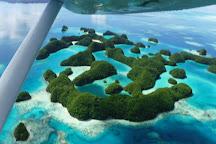 Rock Islands Southern Lagoon, Koror, Palau