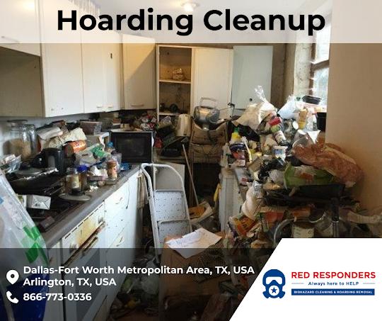 Crime Scene Cleanup Arlington Texas