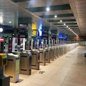 Железнодорожная станция  Milan