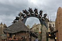 Phantasialand, Bruhl, Germany