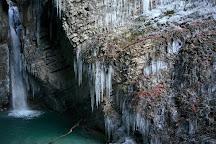 Kozjak Waterfalls, Kobarid, Slovenia