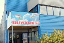 Vliegschool Zelf Vliegen - Proefles, Lelystad, Holland
