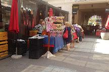 Gozsdu Weekend Market, Budapest, Hungary