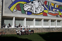 Musee National Fernand-Leger, Biot, France