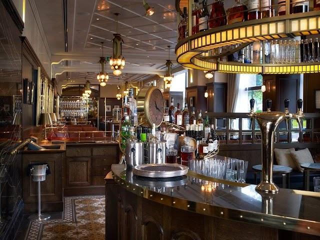 KOLLÁZS Brasserie & Bar- Four Seasons Hotel Gresham Palace