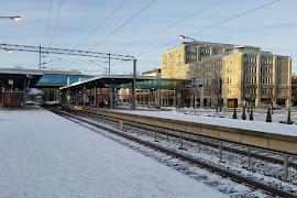 Железнодорожная станция  Espoo