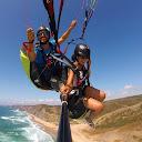 Falesia  Paragliding
