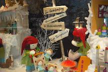 Frankfurt Christmas Market, Frankfurt, Germany