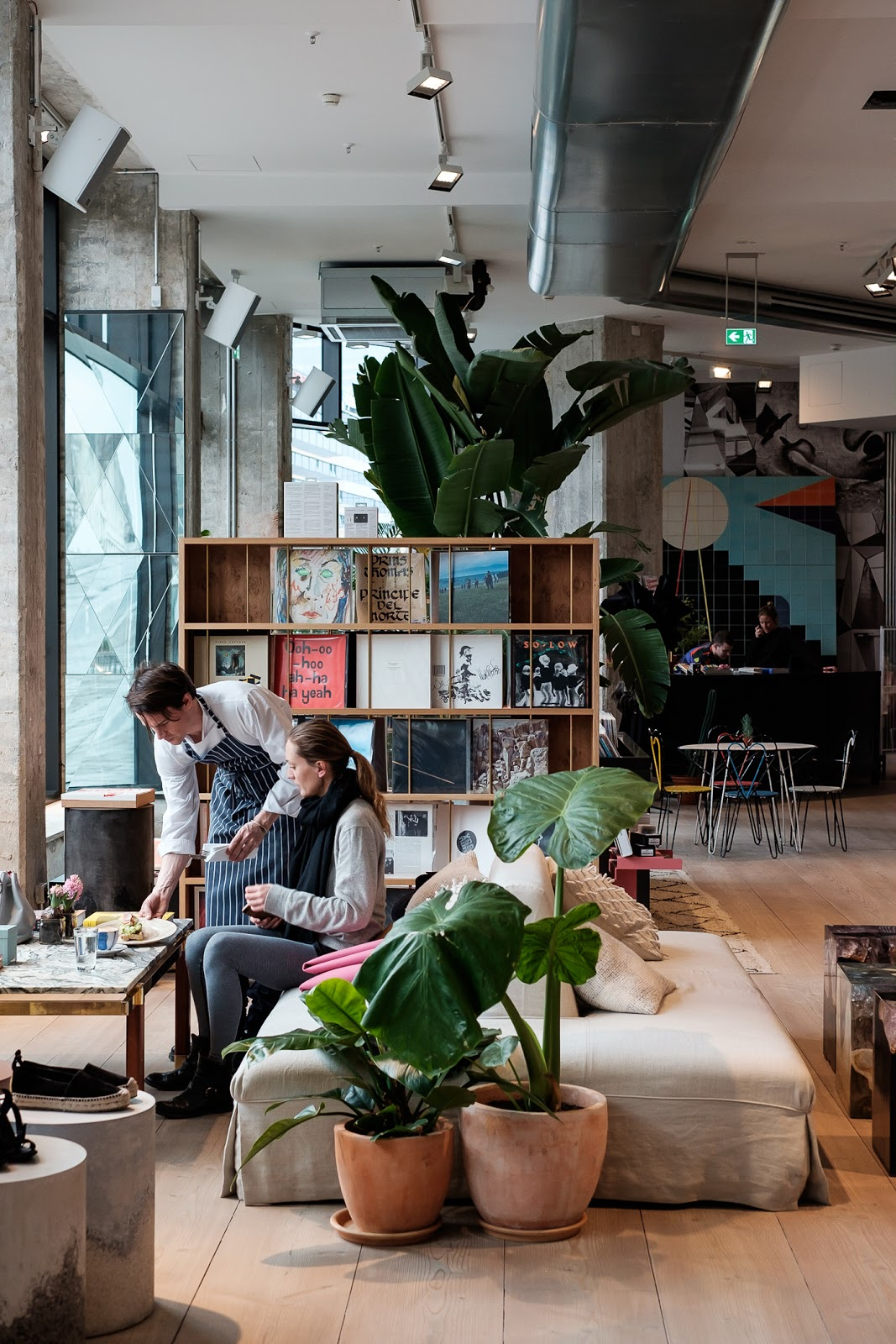The Stores: A Work-Friendly Place in Berlin