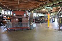 Minnesota Transportation Museum, Saint Paul, United States